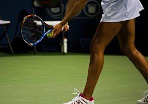 Les joueurs de tennis sont exposés à l'épicondylite