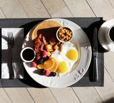 petit déjeuner diététique