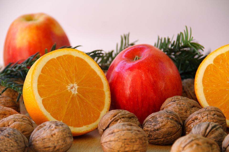 vitamine C liposomale fruits et légumes