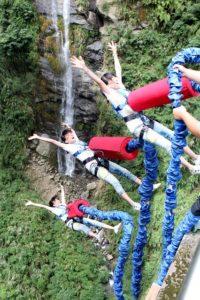 Le saut à l'élastique pour des sensations extrêmes