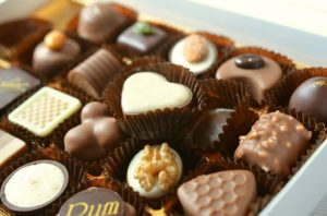 Des études ont soulevé l'idée du chocolat comme faisant partie aliments aphrodisiaques