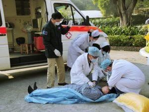 Devenir ambulancier est enthousiasmant pour ceux pour qui l'amour du prochain