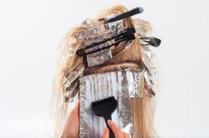 Ce type de Coloration de Cheveux a l'avantage de ne contenir aucun produit chimique