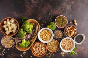 source de protéines végétaliens liste