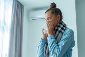 climatisation et propagation du Coronavirus