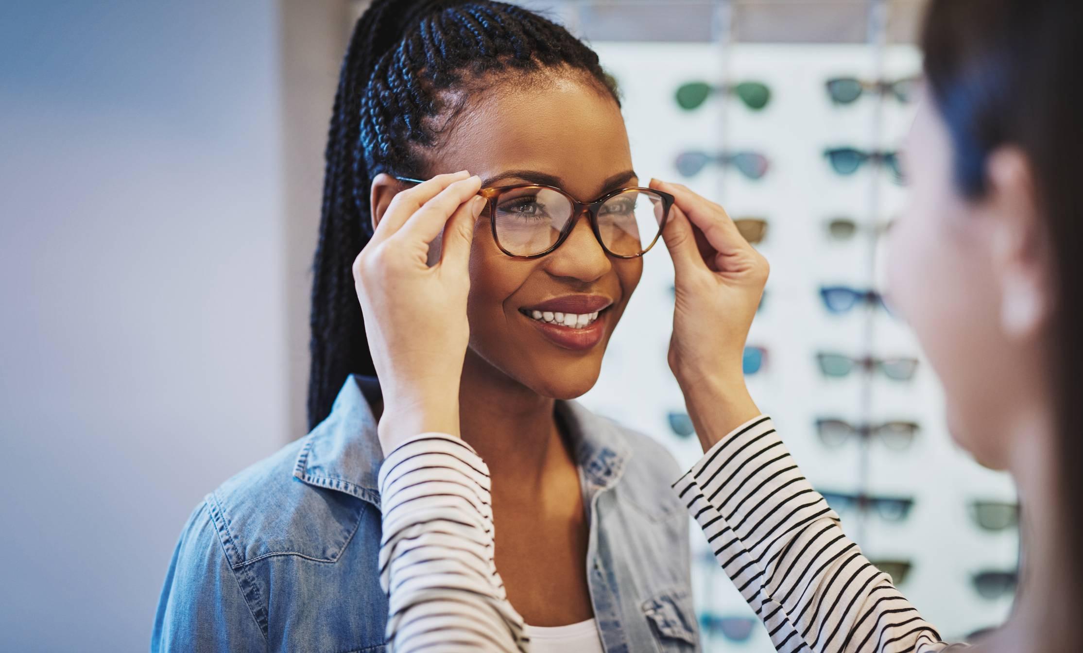 opticien lunettes
